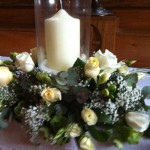 Wedding Flowers Aston Flamville